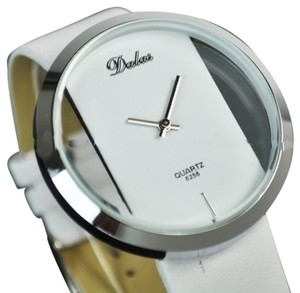 Dalas Sporty White Quartz Watch Free Shipping