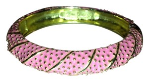 Lilly Pulitzer New Designer Lilly Pulitzer Sea Beach babe Urchin Rare Pink Bangle Bracelet