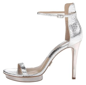 Michael Kors Collection Heels silver Sandals