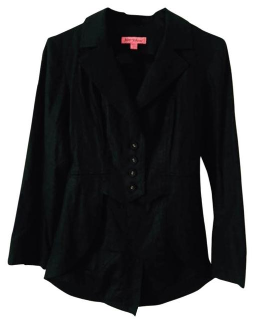 Betsey Johnson Blac Blazer