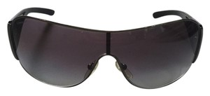 Prada Prada SPR 57L Aviator Shield Sunglasses