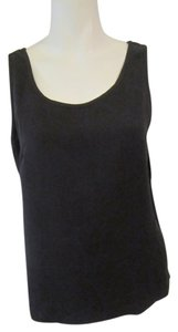 Tommy Bahama Silk Top Black