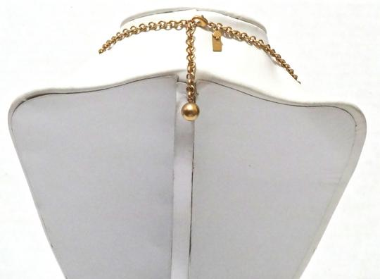 Kate Spade Kate Spade New York Gold Crystal Beaded Long Necklace