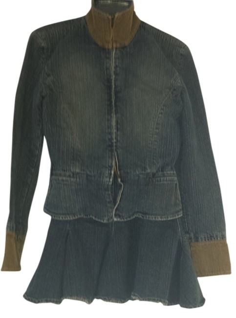 Preload https://item3.tradesy.com/images/ax-armani-exchange-blue-skirt-suit-size-6-s-5972092-0-0.jpg?width=400&height=650