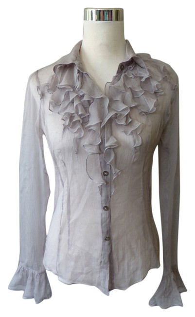Preload https://item2.tradesy.com/images/laundry-by-shelli-segal-gray-blouse-size-4-s-5972116-0-0.jpg?width=400&height=650