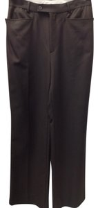 Gucci Classic Chic Italian Trouser Pants BROWN
