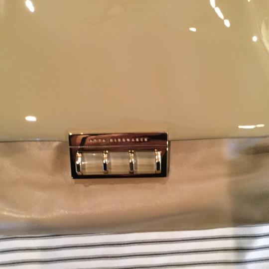 Anya Hindmarch Gold Hardware Divided Into 3 Compartments Dust And Card Included Bag Shoulder Bag