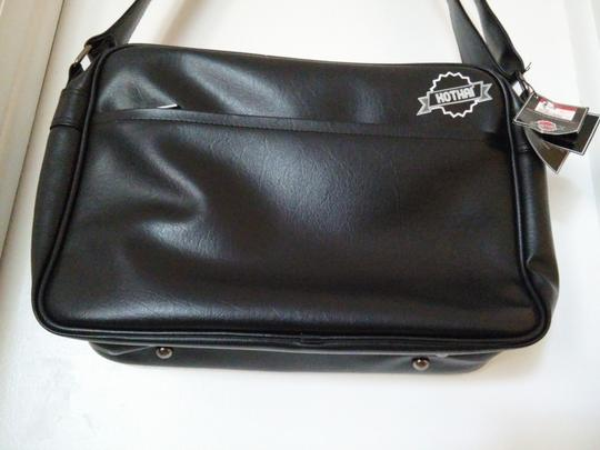 kothai black Messenger Bag