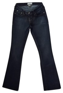 PRVCY Flare Leg Jeans