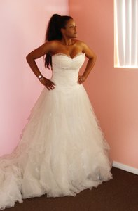 Pronovias Custom (similar To Listel) Wedding Dress