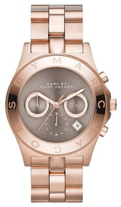 Marc by Marc Jacobs Iconic Rose Gold Marc by Marc Jacobs Watch (brand new)