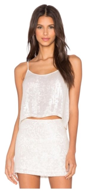 Preload https://item4.tradesy.com/images/mlv-ivory-night-out-top-size-0-xs-5973208-0-0.jpg?width=400&height=650