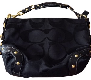Coach Signature Hobo Bag Hobo Bag