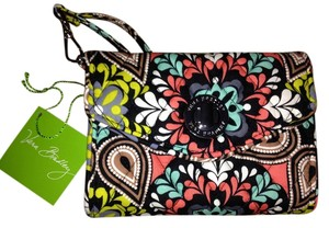 Vera Bradley Smartphone Case Smartphone Wristlet Print Sorority Designer Fashion Multi-color Clutch