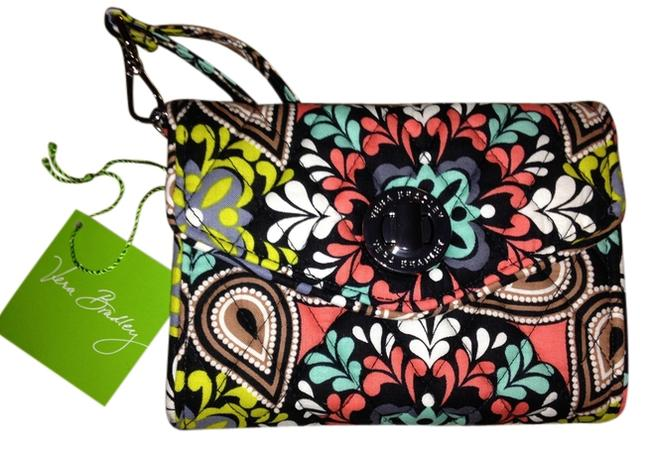 Item - Tote Bag New Your Turn Smartphone Wristlet Wallet Purse In Sierra Multi-color Clutch