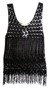 Crystal K Top Black
