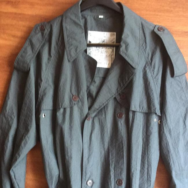 Forecaster of Boston Trench Double Breasted Belted Nylon By Universal Mac Raincoat