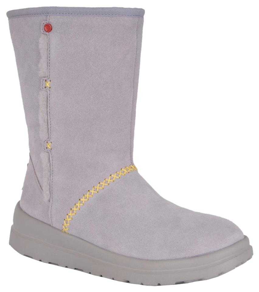 cffffd2db9b UGG Australia Multi-color New Women's I Heart Kisses Lilac Wool Lined  Boots/Booties Size US 5 Regular (M, B) 33% off retail