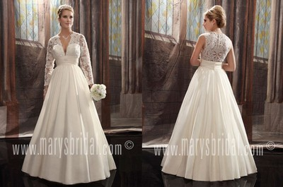 Mary's Bridal 5600 Wedding Dress