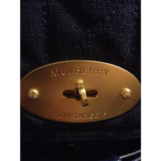 Mulberry for Target Denim Cross Body Bag