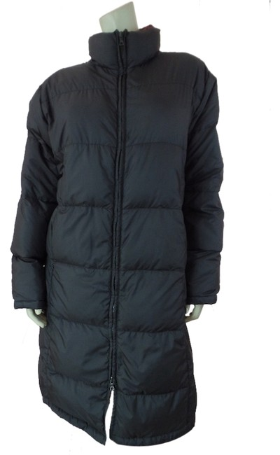 Façonnable Brown Puffer Down Filled Medium Long Lightweight Made In Poland Warm Coat Size 8 (M) Façonnable Brown Puffer Down Filled Medium Long Lightweight Made In Poland Warm Coat Size 8 (M) Image 1