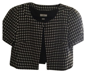 Ann Taylor LOFT Black and white Jacket