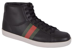 Gucci Men's Sneakers Black Athletic