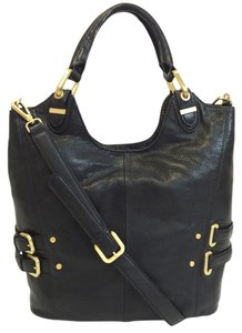 Rachel Zoe Pamela Tote Leather Pebbled Shoulder Bag