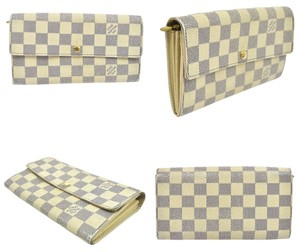 Louis Vuitton louis vuitton WALLET DAMIER AZUR