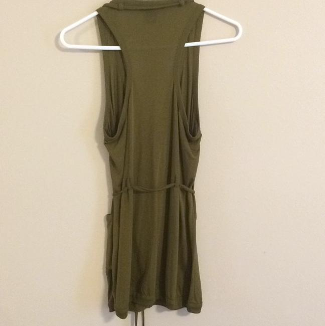 French Connection Top Army green.