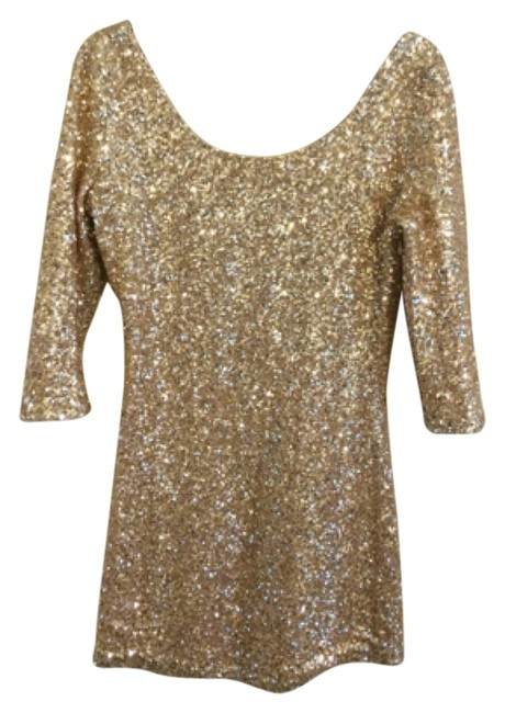Preload https://item2.tradesy.com/images/banana-usa-gold-above-knee-cocktail-dress-size-8-m-5981911-0-0.jpg?width=400&height=650