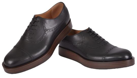 Gucci Men's Oxford Oxfords Oxfords Men's Oxfords Black Flats