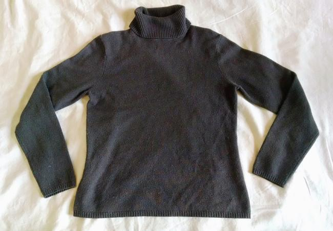 Other Cashmere Turtleneck Sweater