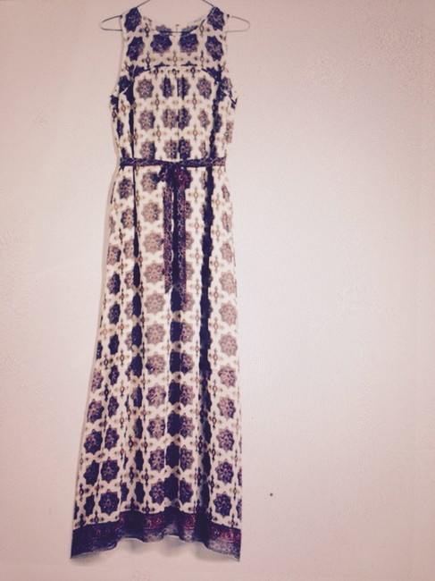 Medallion stamp Maxi Dress by Madewell