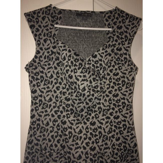 Forever 21 short dress Black and Grey on Tradesy