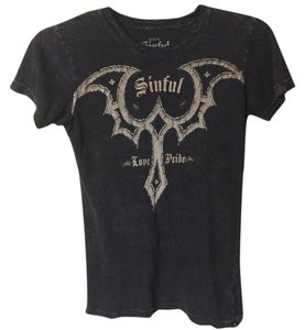 Sinful by Affliction T Shirt