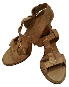 a.n.a. a new approach Tan Sandals