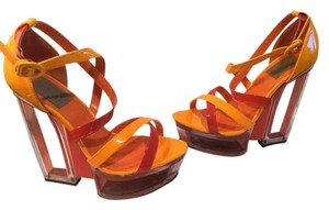 FRH Red and orange Platforms