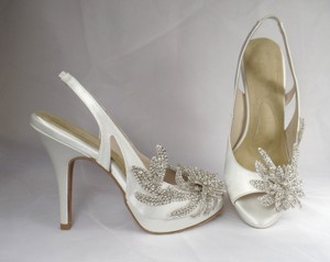 Angela Nuran Designer Sample Wedding Shoes