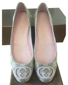 Gucci New sand/rose Flats