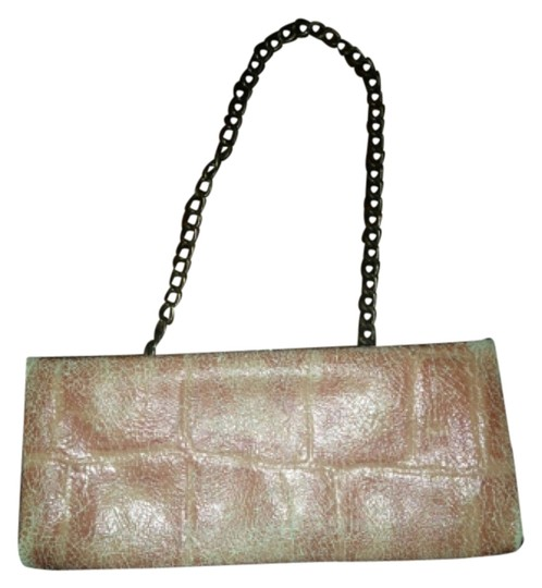 Hobo International Rose Pink Clutch