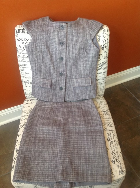 Banana Republic 2 piece Tweed suit