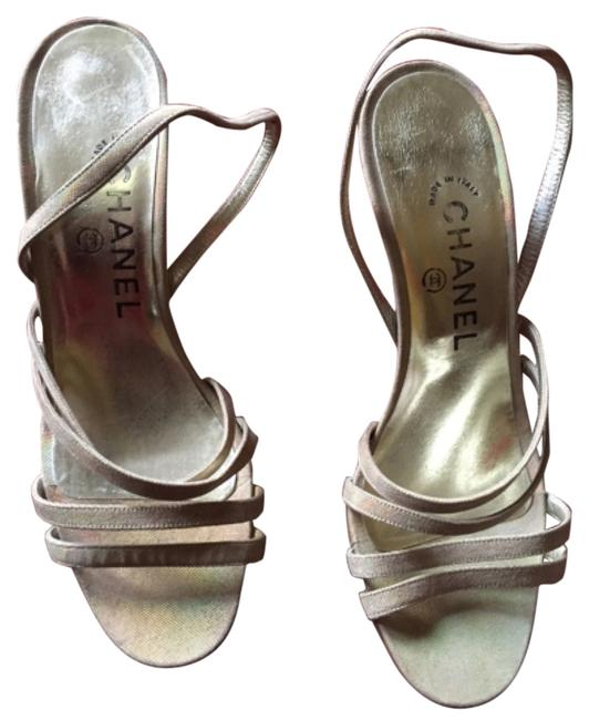 Item - Soft Gold Beige 22222222 Formal Shoes Size US 6 Narrow (Aa, N)