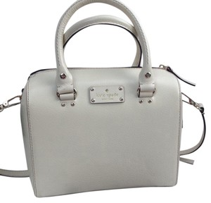 Kate Spade Satchel in Porcelain