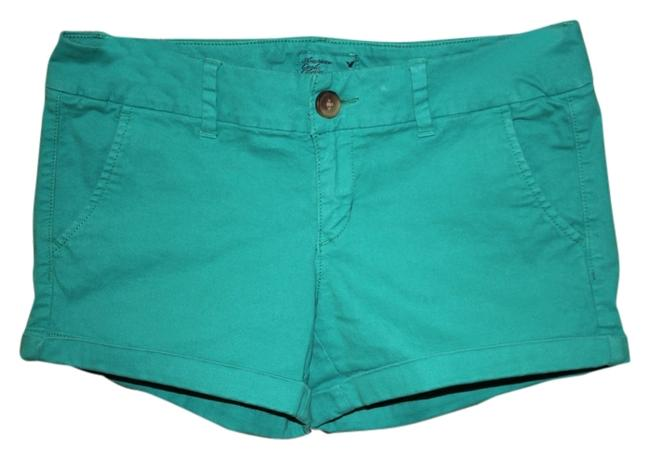 Preload https://item3.tradesy.com/images/american-eagle-outfitters-teal-cuffed-shorts-size-4-s-27-5990287-0-0.jpg?width=400&height=650