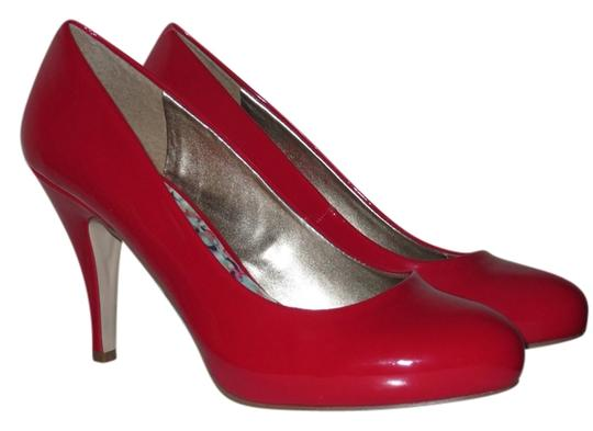 Madden Girl Red Pumps