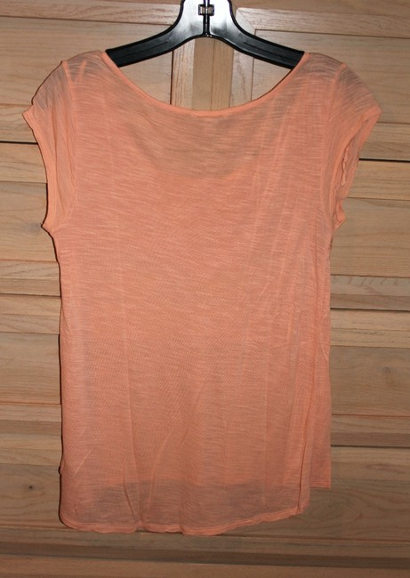 American Eagle Outfitters T Shirt Peach