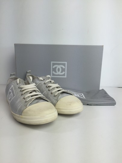 Chanel Silver Athletic