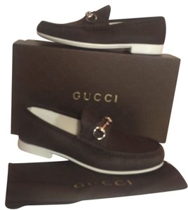 Gucci Mens Suede brown Boots