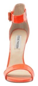 Steve Madden Orange Pumps